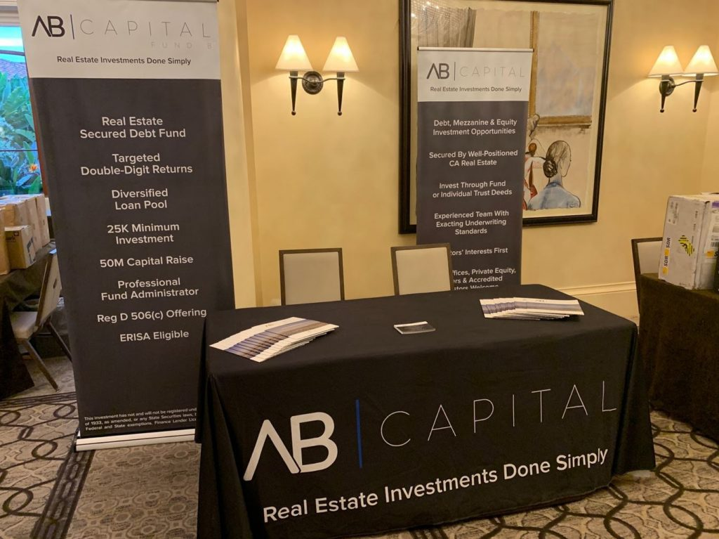 AB Capital's Joshua Pukini speaks at the 5th annual Real Estate Family Office and Private Wealth Management Forum (West)