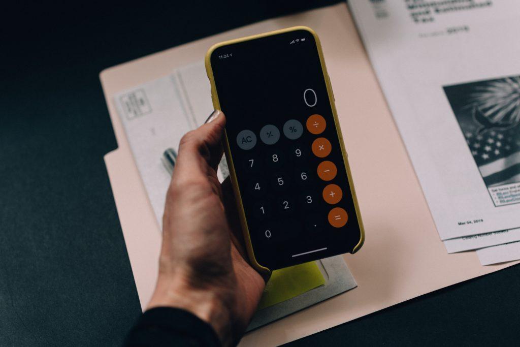 paperwork calculator