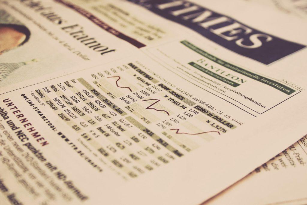 investment graphs analytics
