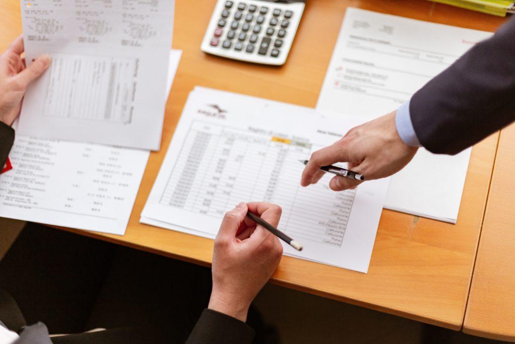 paperwork rules guidelines